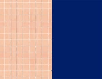 Peach Tile Goes With What Colors, What Colours Go With Peach Bathroom Tiles