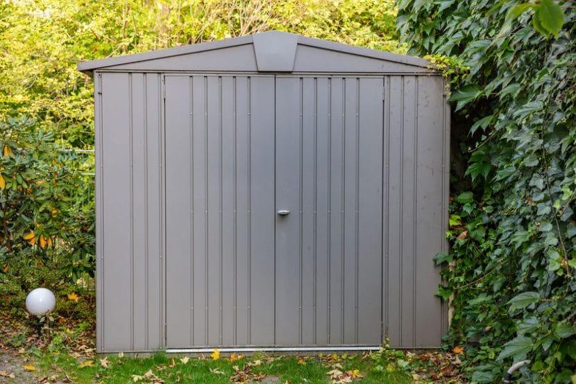 metal garden shed metal building