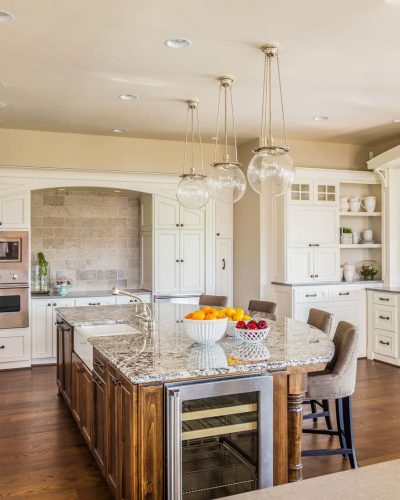 home interior kitchen general contractor